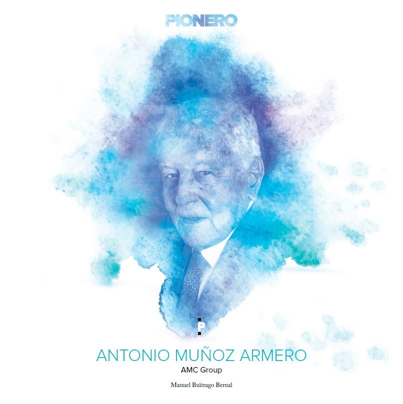 Presentación pública del libro Pioneros, escrito por Manuel Buitrago.
