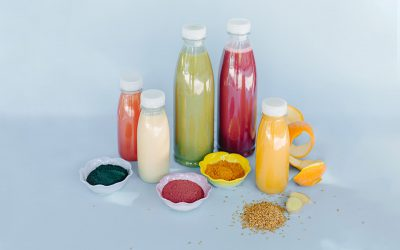 AMC INNOVA trabaja en el desarrollo de nuevos ingredientes funcionales a partir de subproductos procedentes del procesado de cítricos (citrus waste) para diseñar bebidas sostenibles y saludables