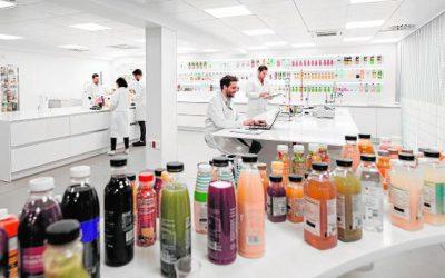Economía circular y eco-diseño de AMC Natural Drinks en Estación La Sexta.