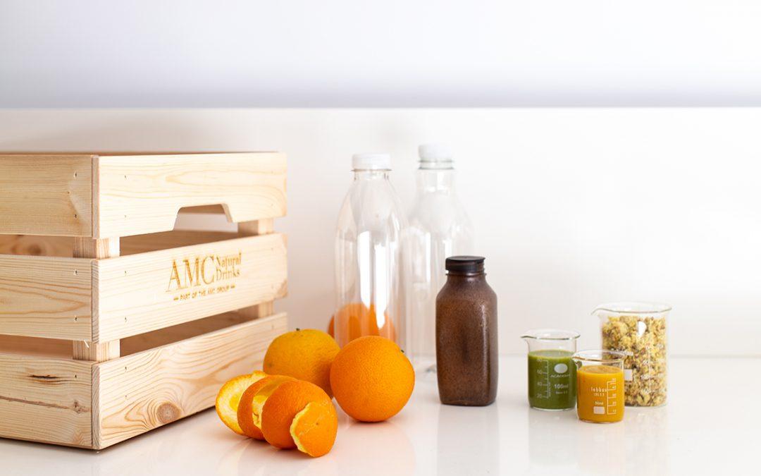AMC Natural Drinks, premiada con el premio a la mejor empresa española en estrategia corporativa de sostenibilidad