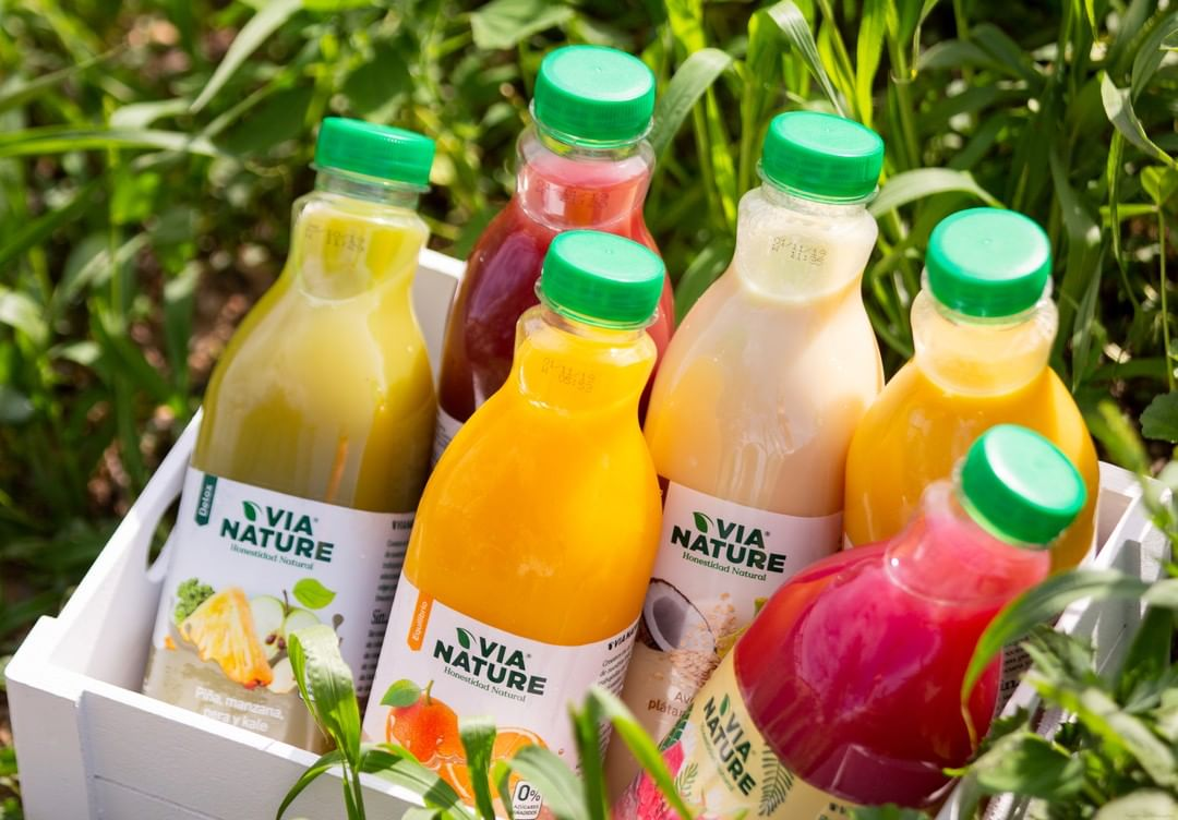Zumos 100% Fruta, una manera deliciosa de fortalecer el sistema inmunitario