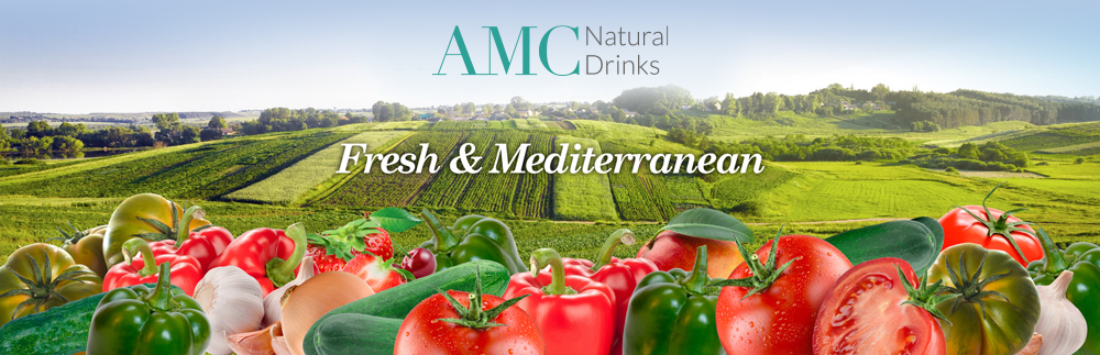 El Gazpacho de AMC Natural Drinks: fresco, saludable y listo para disfrutar
